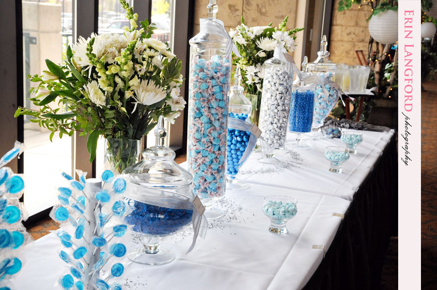 Wedding idea the candy bar erin langford photography for Candy bar for weddings receptions