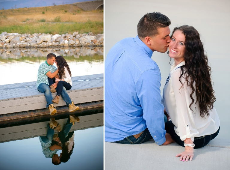 Daybreak Lake engagements