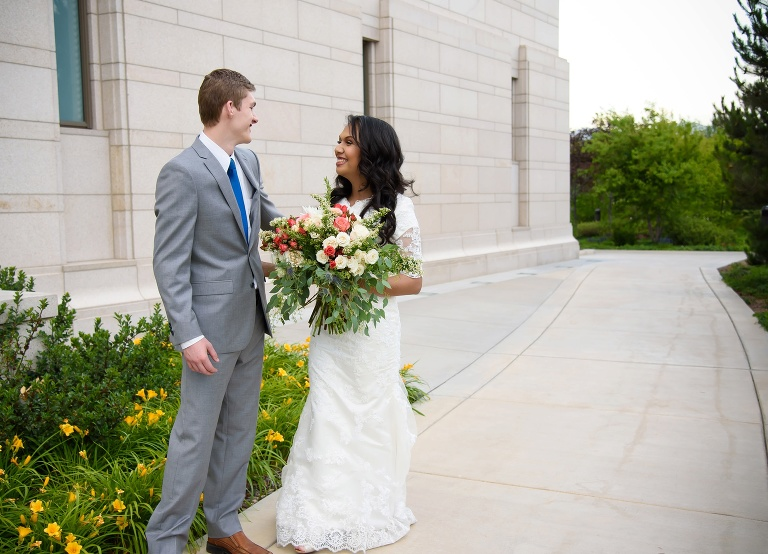 First look Oquirrh Mountain Temple