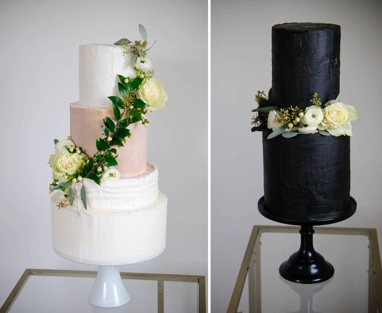 Unique Utah Wedding Cakes