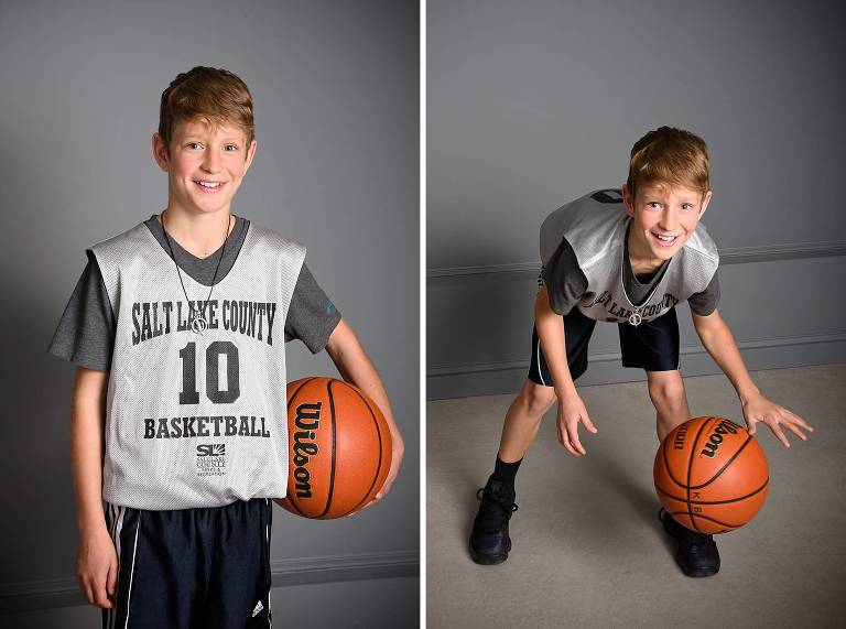 tween photography boy basketball